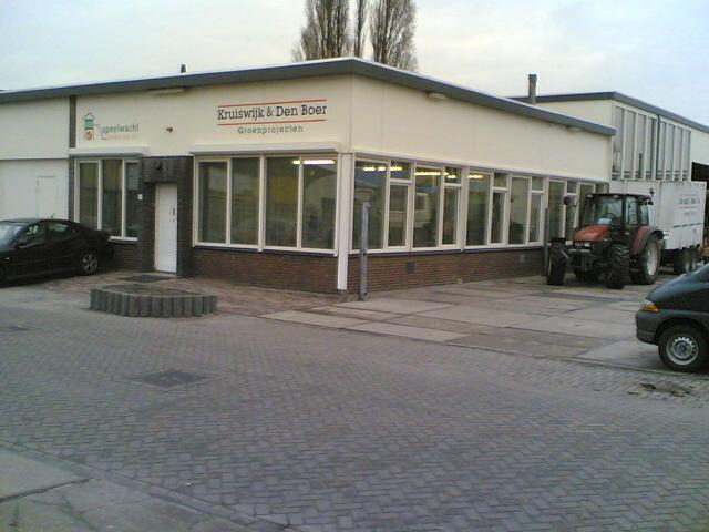 Krimpen ad IJssel, Kruiswijk & Den Boer groenprojecten