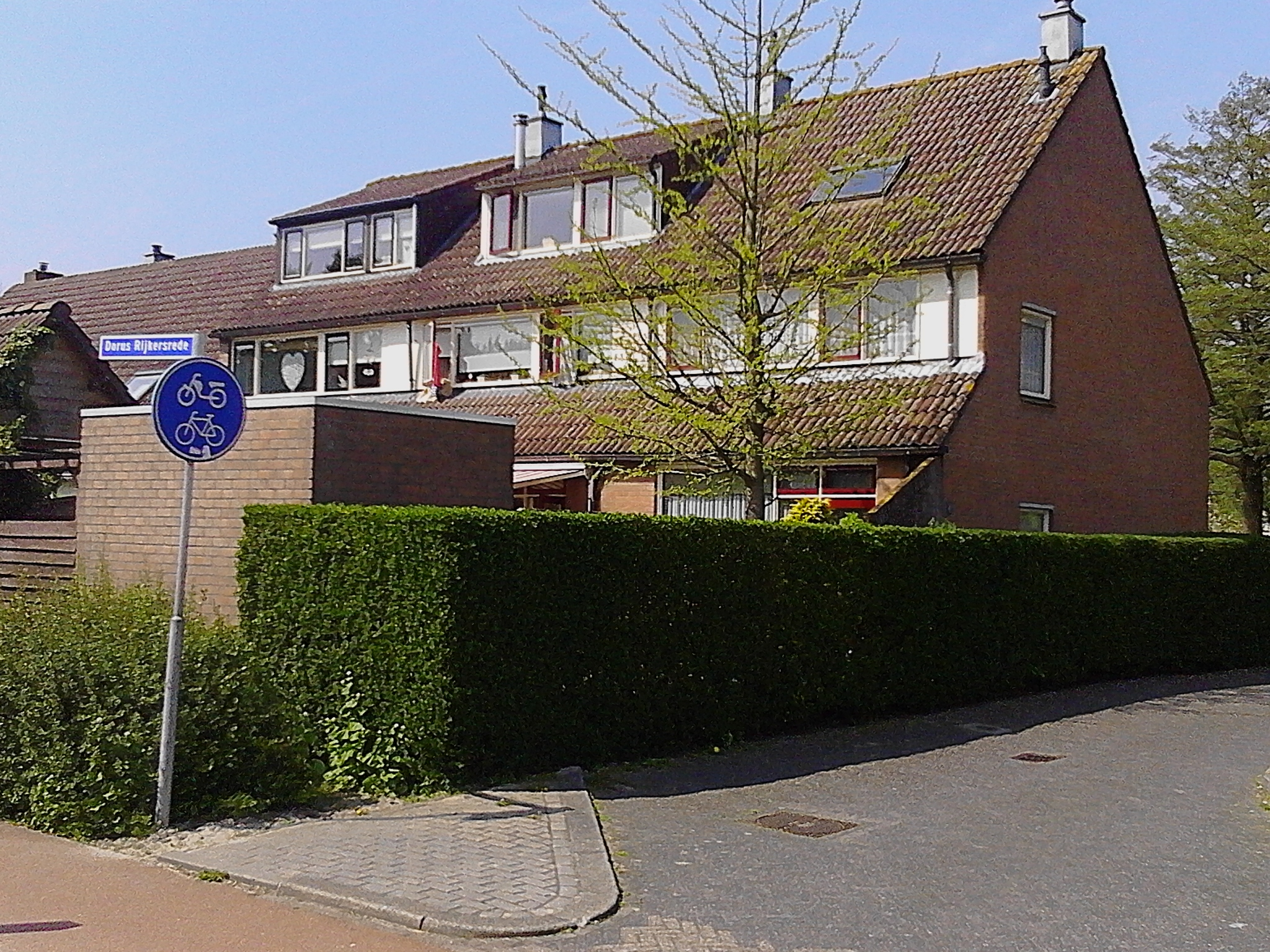 Capelle a/d IJssel, Frans Naereboutrede 2, Dakopbouw