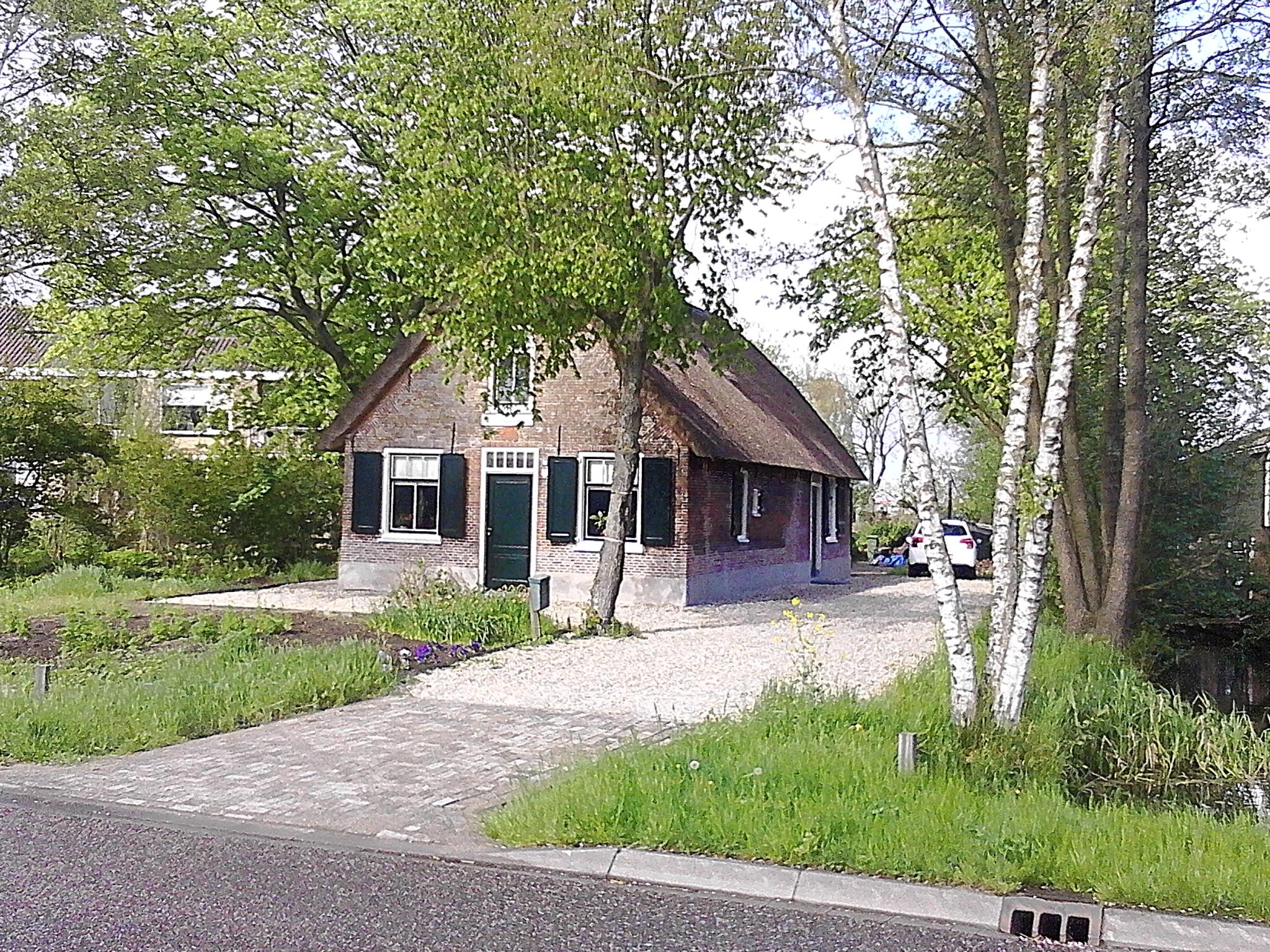 """Zegveld, Hoofdweg 92 """"Het Lagerhuis"""""""